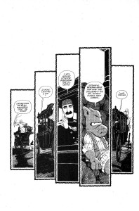 "Dave Sim, Cerebus, ""Church and State"""