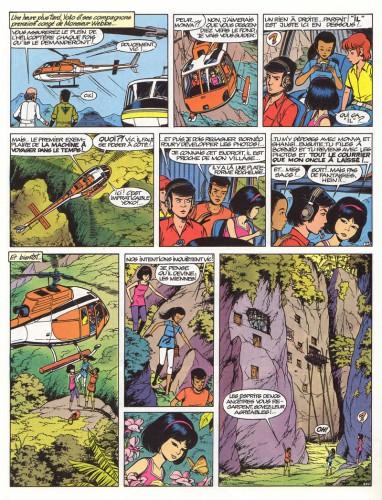 Roger Leloup, La Spirale du temps (1981), page 24