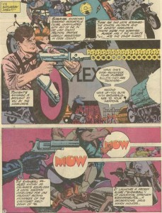 Howard Chaykin, American Flagg n°1 (1983)