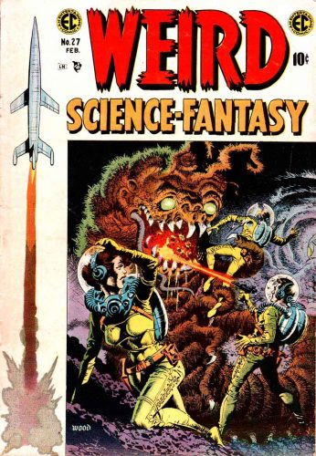 Wallace Wood, Weird Science-Fantasy n°27 (EC, 1955)